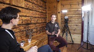 Chatař a cyklocestovatel Martin Stiller - celý rozhovor
