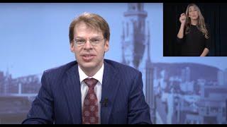 Webinaire du vice-recteur à la Vie académique, M. Jean-Christian Pleau