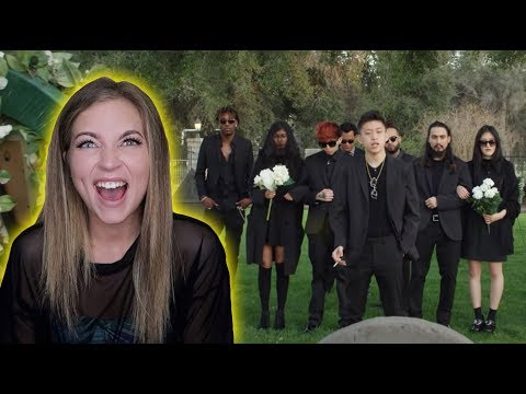 I'M WEAK | Rich Brian - watch out! | MUSIC VIDEO REACTION