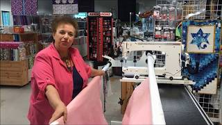 Sunshine Sewing & Quilting Janome Quilt Maker Pro 18 Long Arm Quilter