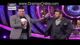 Salman khan taunts badly to kapil sharma for leaving his channel