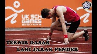 Download lagu Teknik Dasar Lari Jarak Pendek MP3