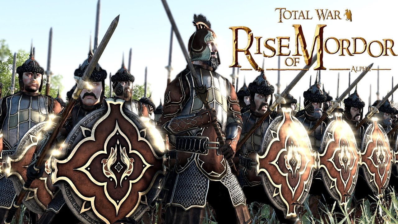 Dale At War Rise Of Mordor Total War Gameplay Youtube