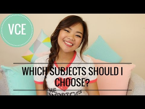 Which subjects should I do in VCE? | Scaling | Asian subjects | Top 4 | Lisa Tran