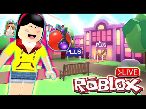 Roblox LIVE - Meep City and Super Bomb Survival - DOLLASTIC PLAYS!