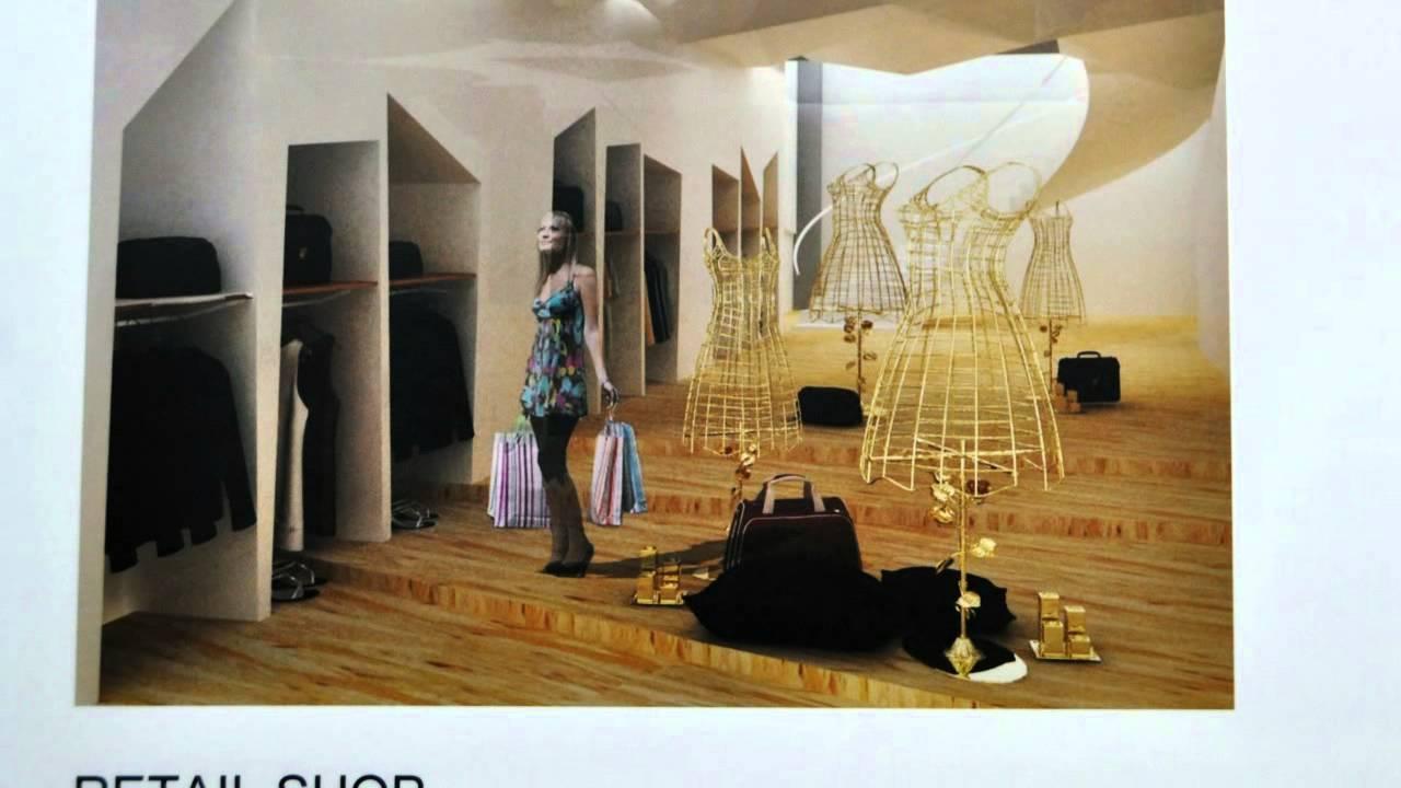 interior architecture final assessment at alfa college malaysia