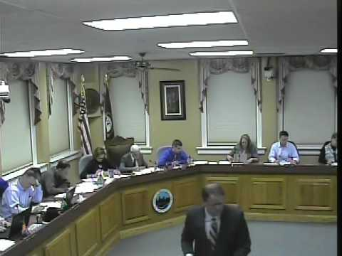 Georgetown City Council Meeting November 10, 2014