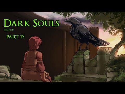 Let's Plague: Dark Souls (Run 2) Item Randomized, Aggression, Gravelord [Part 15]