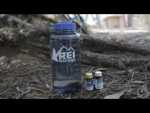 THH FUNDAMENTALS | Water Purification - Iodine Tablets
