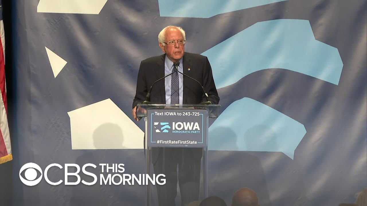 2020 Democratic candidates descend on Iowa