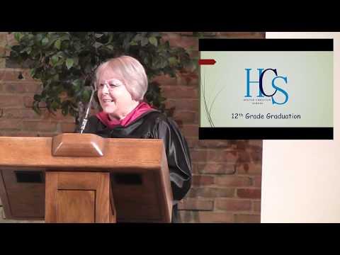 Hoover Christian School High School Graduation 2019