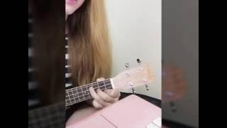 Dễ thương - ukulele
