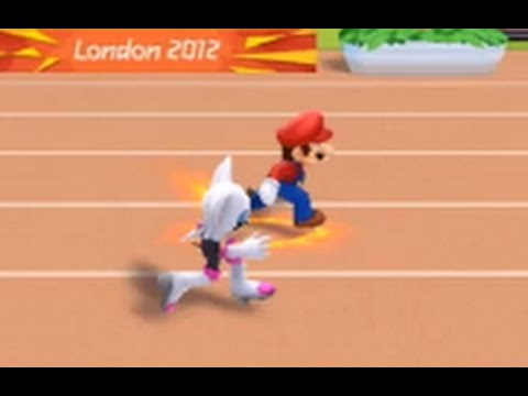 Mario and Sonic at the London 2012 Olympic Games (Wii) - Rival Showdown Matches