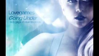 Lovegames Going Under (Mash-Up Song w/ Download Link)