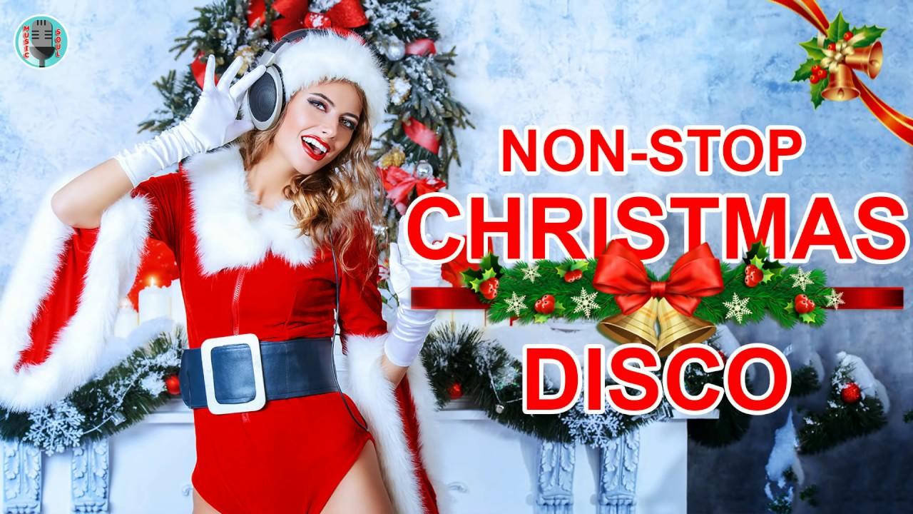 Christmas Remix.Disco Christmas Disco Song Megamix Ii Non Stop Christmas Songs Medley Disco Remix