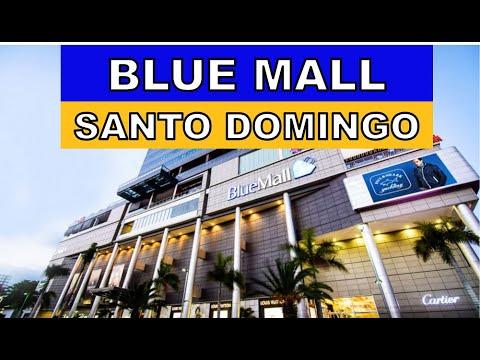 Walking Tour Blue Mall Santo Domingo, Dominican Republic