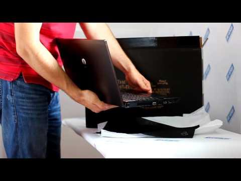 HP ProBook 4520s (25327) i3 - dc-shop.ro / unboxing