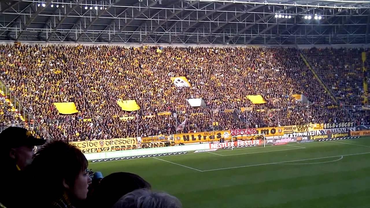 Dresden Vs Aue