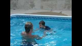 Benefits to teaching your special needs child swimming