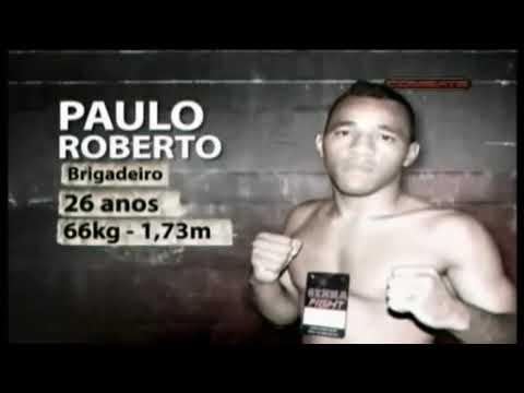 SENNA FIGHT  - Paulo Peixoto Vs Diego Sayajim