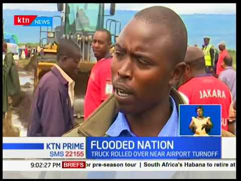 KTN Prime: Heavy rains continue to pound most parts of the country