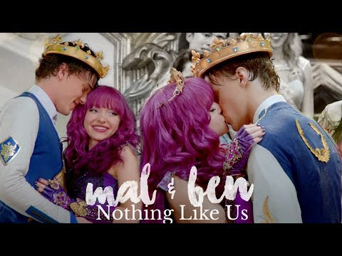 Mal & Ben - Nothing Like Us | Descendants 2