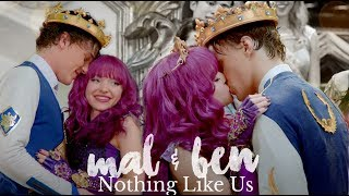 Mal & Ben - Nothing Like Us || Descendants 2