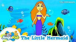The Little Mermaid   Full Movie for Kids   HD Fairy Tale Animated Cartoon in English