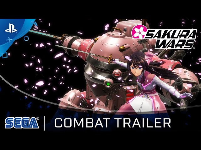 Sakura Wars - Combat Trailer | PS4