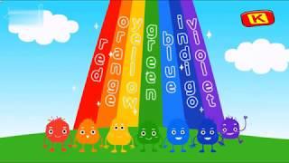 Học tiếng anh qua màu sắc - learn English through colors for babies