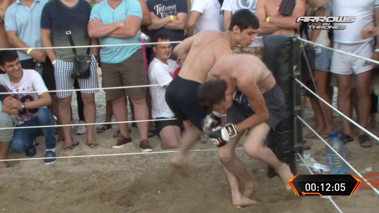 Фомич против Гаврилова, Самый быстрый удушающий.