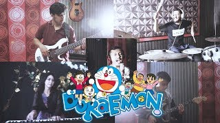 Soundtrack Doraemon Indonesia Cover by Sanca Records ft Nida Jowie ZerosiX Park