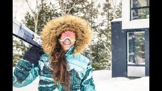 Bel Air Tremblant en hiver
