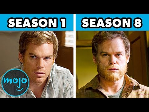 The Evolution Of Dexter
