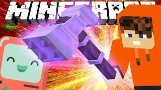 ЭПИЧЕСКОЕ ОРУЖИЕ БЕЗ МОДОВ! [Команды для Minecraft]
