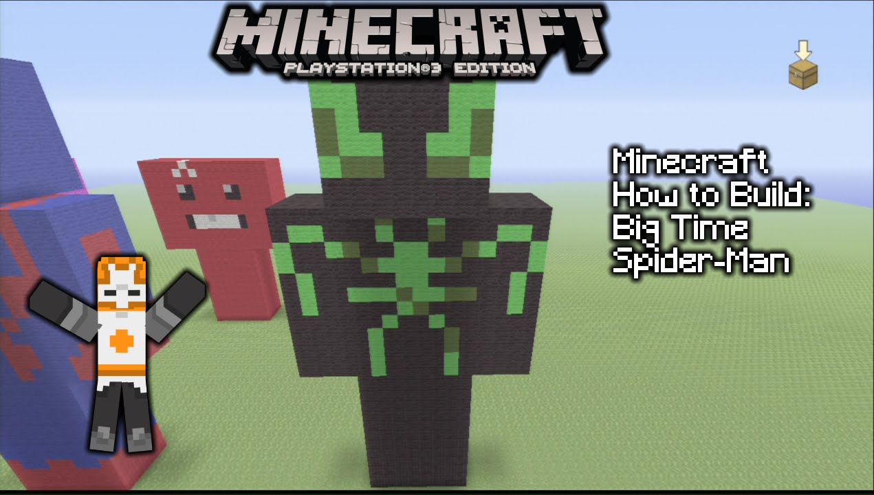 Spider Statue Minecraft Minecraft How T...