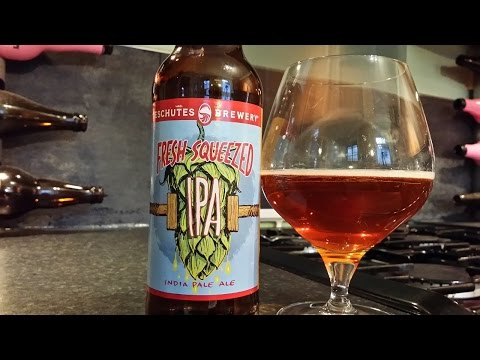 Deschutes Fresh Squeezed IPA By Deschutes Brewery | American Craft Beer Review