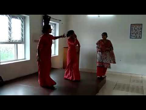 Renu Mahedh Academy Teachers Dance With Varsha Komal.(1)