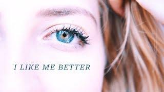 I Like Me Better (music video)
