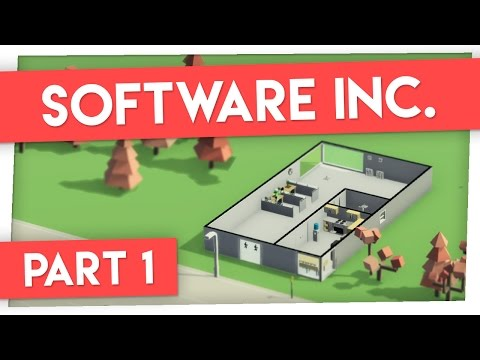 Software Inc #1 - BRAND NEW OFFICE