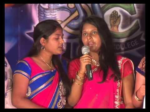 Annual function shakti Junior college
