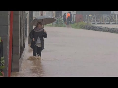 Tote bei Unwetter in Chile