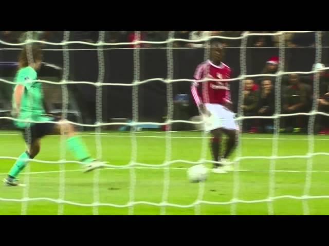 AC Milan vs FC Barcelona UCL 23.11.2011