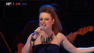 "Croatian EU celebration - ""Vuprem oči"" - Renata Sabljak"