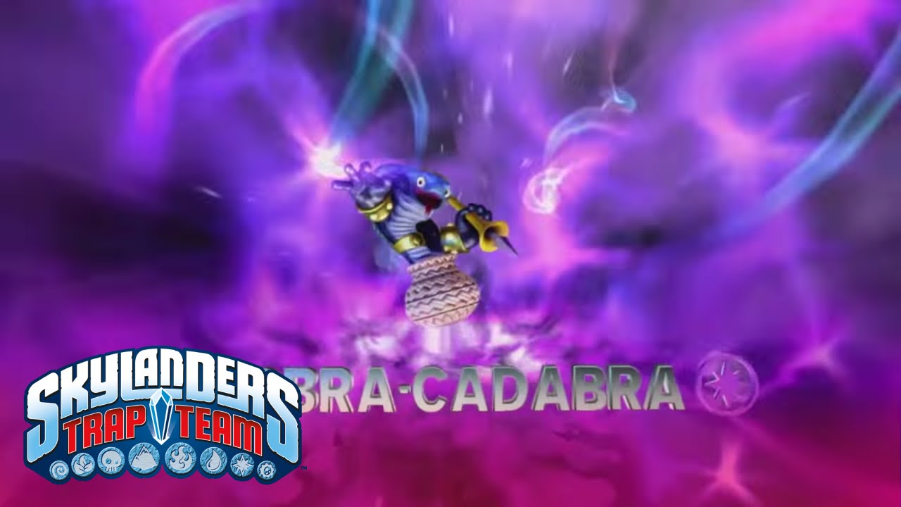 Meet the Skylanders: Cobra Cadabra l Skylanders Trap Team l Skylanders