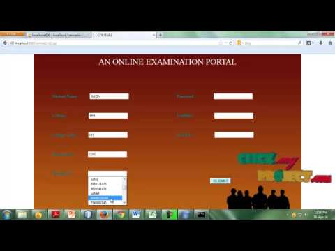 Final Year Projects | An online examination system supporting user-defined  question type