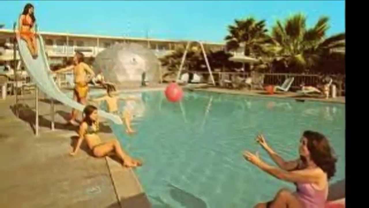 Retro Pool Party - YouTube