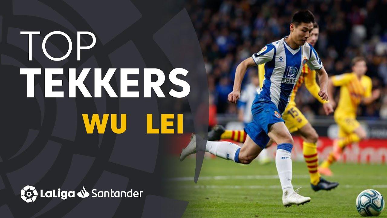 LaLiga Tekkers: Wu Lei saca un punto para el RCD Espanyol en el derbi