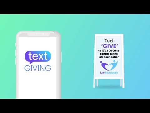 Text Giving - Telco Together