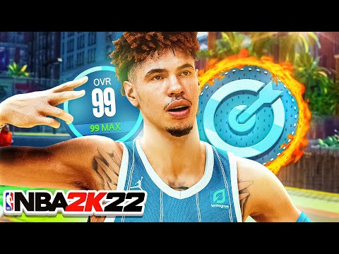 This Build Will Completely Ruin NBA 2K22 - Game Breaking Demi-God Build |